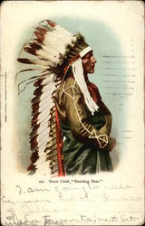 Sioux Chief, Standing Bear