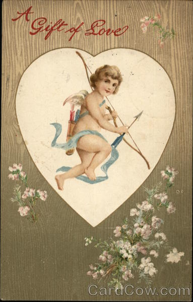 A Gift of Love - Cupid