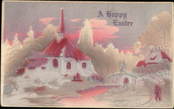 A Happy Easter Crosses