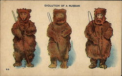 Evolution of a Russian