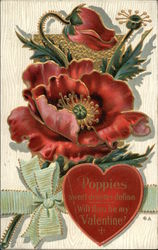 Valentine - Poppies