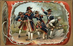 Holding the Line Continental Army