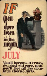 If You Were Born in the Month of July