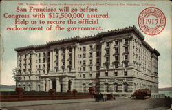 Fairmont Hotel, San Francisco, California