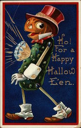 Ho! For a Happy Halloween
