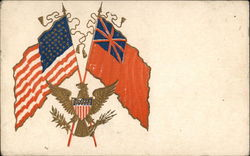 Flags of the United States, With Eagle Emblem