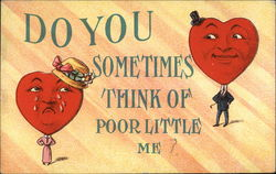 Do You Sometimes Think of Poor Little Me?
