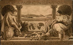 Panama-Pacific International Exposition San Francisco 1915