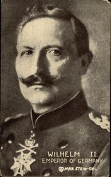 Wilhelm II, Emperor of German