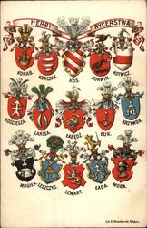 Coat of Arms of Herby Rycerstwa
