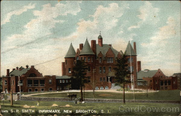 S. R. Smith Infirmary New Brighton New York