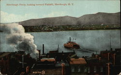 Newburgh Ferry, Looking Toward Fishkill