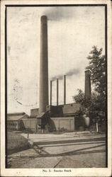 No. 3 Smoke Stack, The Goodyear Tire & Rubber Co