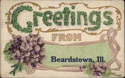 Greetings from Beardstown, Ill