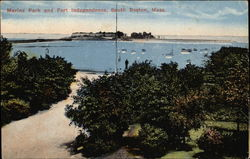 Marine Park and Fort Independence
