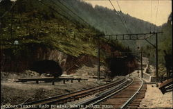 Hoosac Tunnel, East Portal