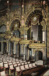 Majestic Theatre - Interior