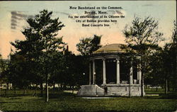 New Bandstand on the Common