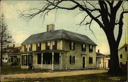 Old Chace House Postcard