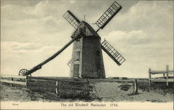 The Old Windmill - 1746
