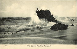 Old Ocean's Plaything