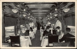 Dining Car - National Limited