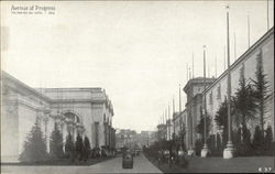 The Panama-Pacific International Exposition - San Francisco , 1915