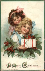 A Merry Christmas with Little Girls