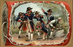 Holding the Line - Continental Army