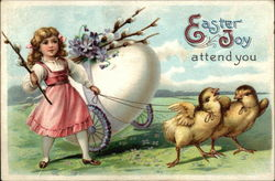 All Easter Joys Attend You