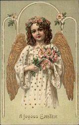 A Joyous Easter with an Angel