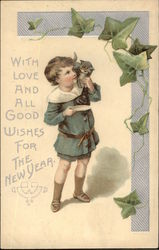 With Love and All Good Wishes for the New Year