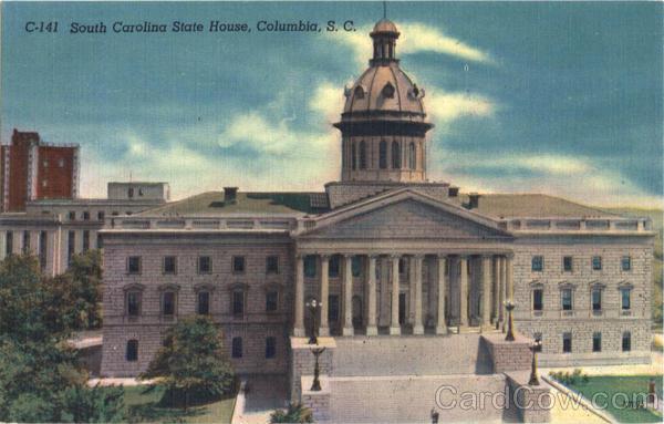 South Carolina State House Columbia SC