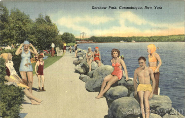 Kershaw Park Canandaigua New York