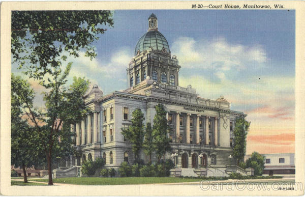 Court House Manitowoc Wisconsin