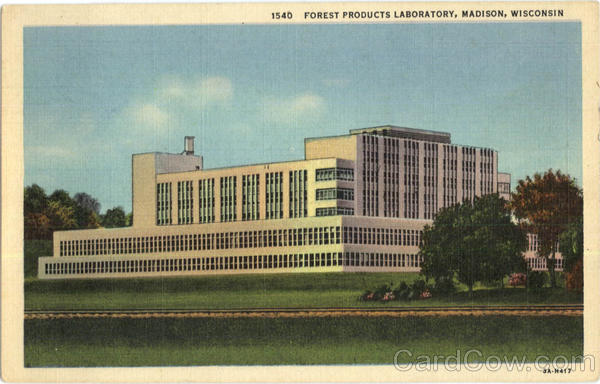 Forest Products Laboratory Madison Wisconsin
