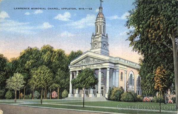 Lawrence Memorial Chapel Appleton Wisconsin