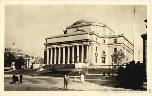 Columbia University New York City