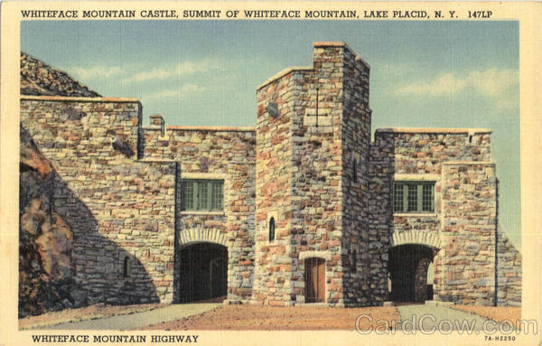 Whiteface Mountain Castle Lake Placid New York