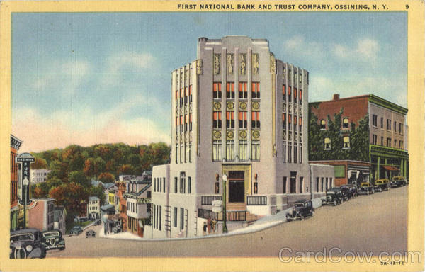 First National Bank And Trust Company Oswego New York