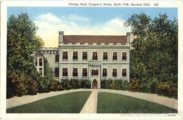 Otsego Hall Cooperstown New York