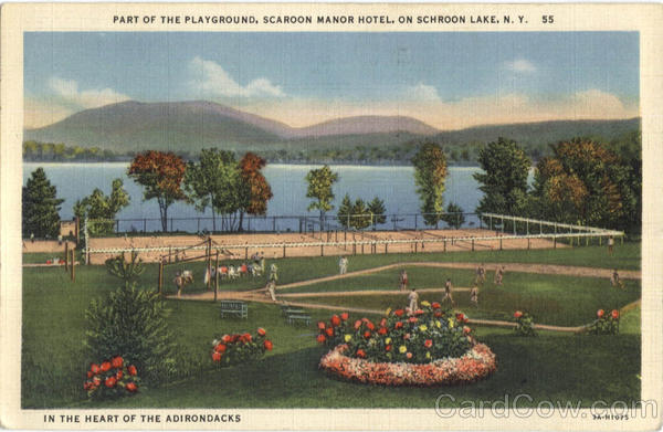 In The Hart Of The Adirondacks Schroon Lake New York