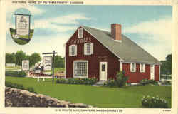 Historic Home Of Putnam Pantry Candies, U.S. Route No.1