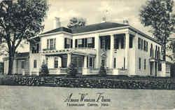Abner Wheeler House, 680 Worcester Road, Route 9 Corner Main Street