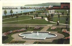 Lakeside Park And Seneca Lake