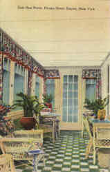 East Sun Room, Keuka Hotel