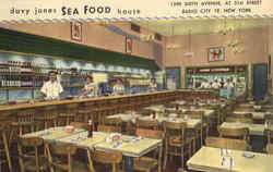 Davy Jones Sea Food House, 1290 Sixth Avenue At 51st Street