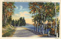 The Birches And New Highway