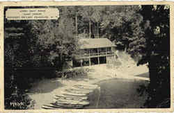 Avery Boat House, Camp Dudley