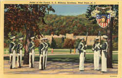Relief Of The Guard , U. S. Military Academy